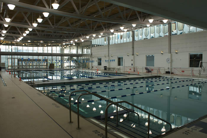 Institutional Pool Construction