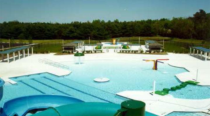 Design-Build Pool Construction
