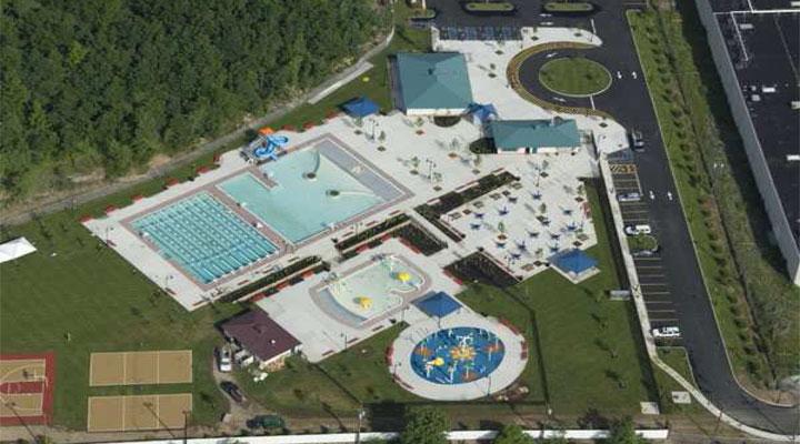 Municipal Pool Construction