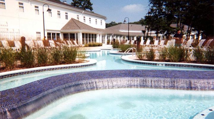 Specialty Pool Design
