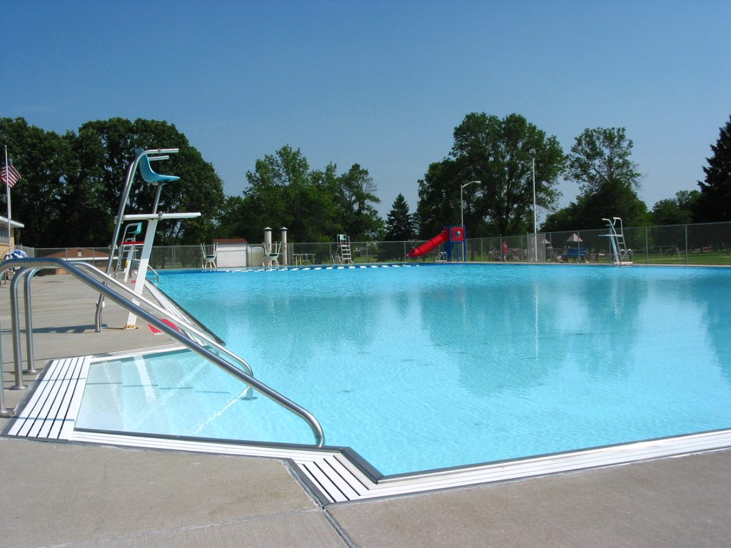 Municipal Pool Construction Vincent Pools Custom Pool Builders