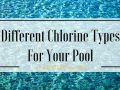 Different Chlorine Types